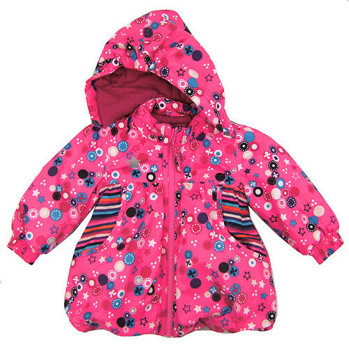 Me Too *Sonya* Girls Bubble Jacket