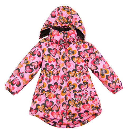 Me Too *Heather* Girls Fall/ Winter Coat