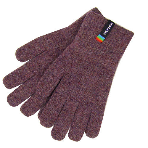Melton *Maya* Girls Wool Gloves