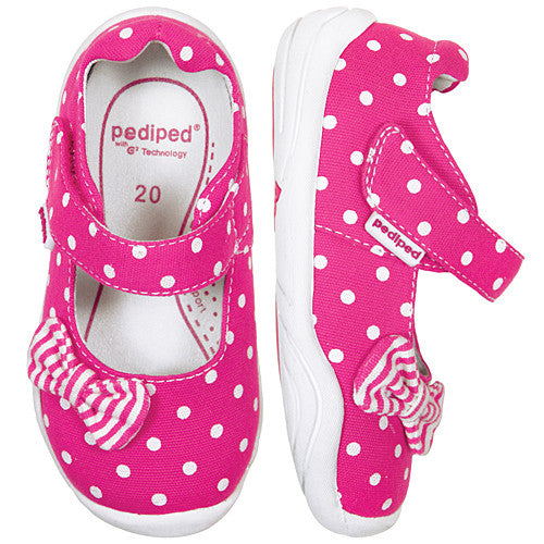 Pediped Grace Fuchsia (GG) Shoe