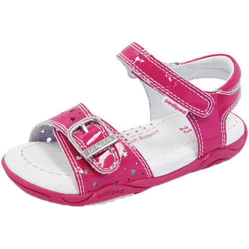 Pediped Maggie Fuchsia (Flex) Sandal