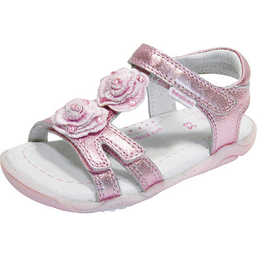 Pediped Lulu Light Pink (Flex) Sandal