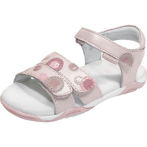 Pediped Gillian Pink (Flex) Girls Sandals
