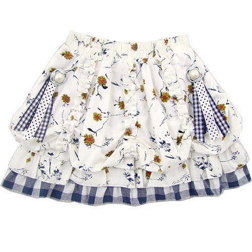 Pom Pom *Sonia* Girls 2pc Skirt Set