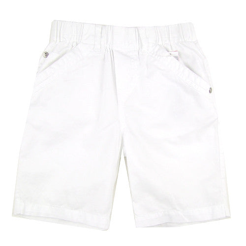 Boboli *Ted* Boys White Shorts