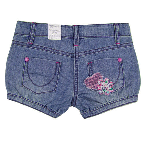 Boboli *Sweet* Girls Denim Shorts