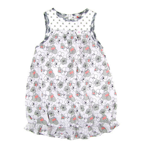 Donilli Girls Bubble Dress/Tunic