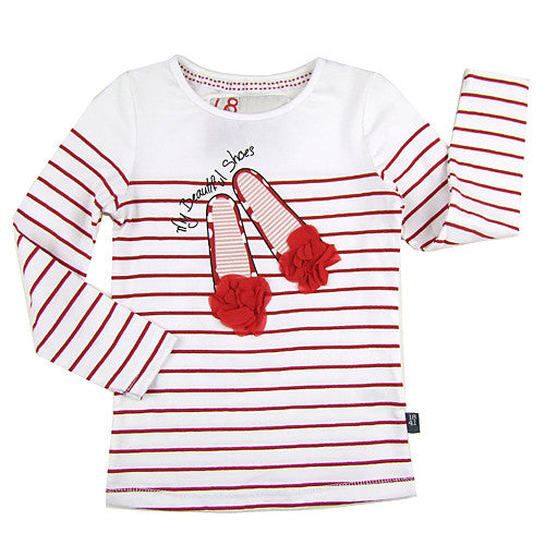 Donilli Girls Long Sleeve Top