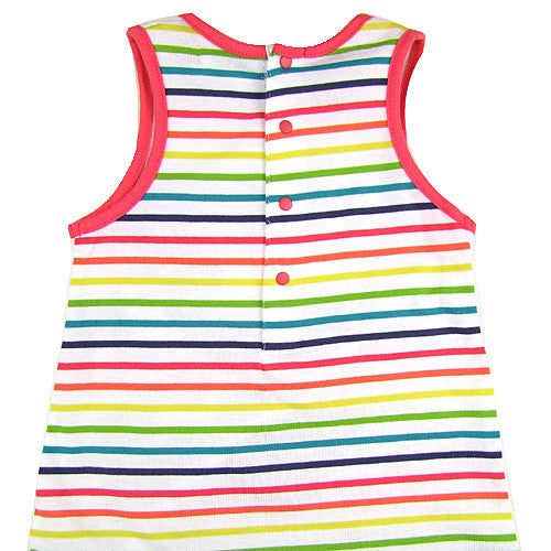 Boboli *Summer* Girls Sleeveless Dress Set