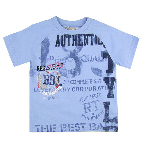 Boboli *BBL* Boys Short Sleeve Top