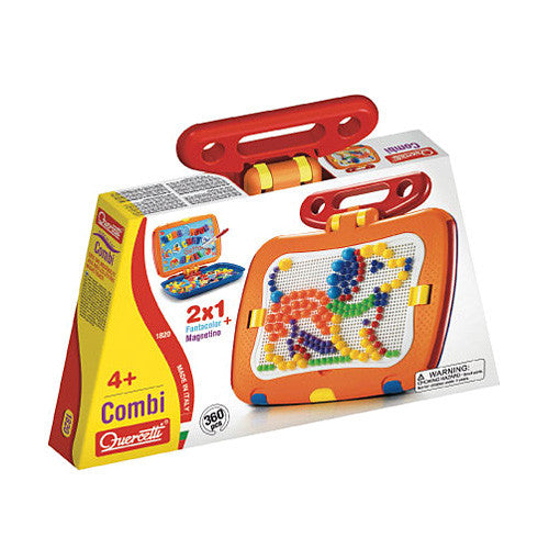 Quercetti Combi 2-in-1 Set