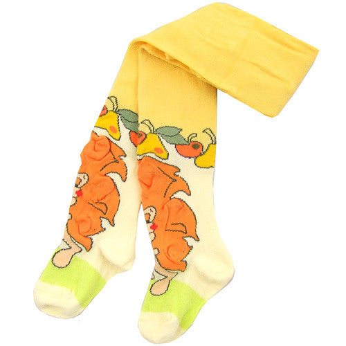 REWON *Lion* Baby Girl Tights
