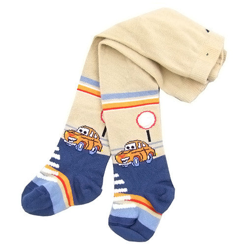 REWON *Cars* Baby Boy Tights