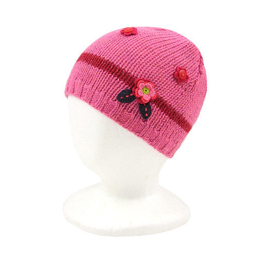 Cakewalk *Rima* Girls Knit Hat