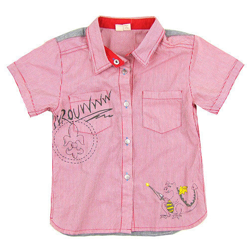 Me Too *Redford* Boys S/S Shirt
