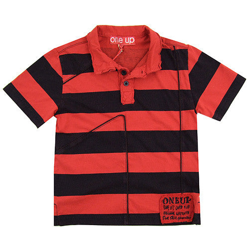 One Up *Reggie* Boys S/S Shirt
