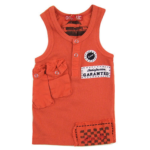 Eliane et Lena *Owen* Boys Tank Top