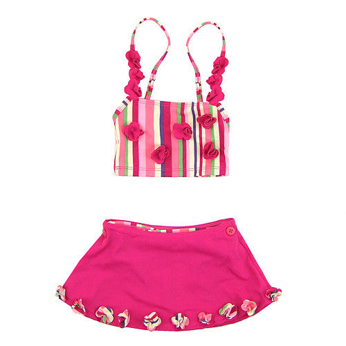 Submarine *Miami* Girls 3pc Swimsuit