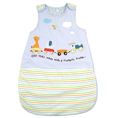 Friends Baby Boy Cotton Bunting
