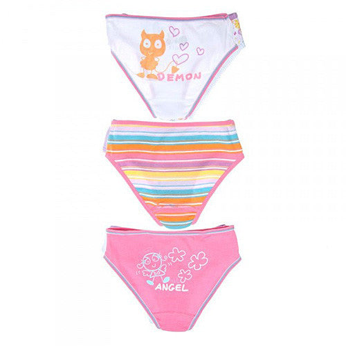 Boboli *Angel* Girls 3-Pk. Underwear Set