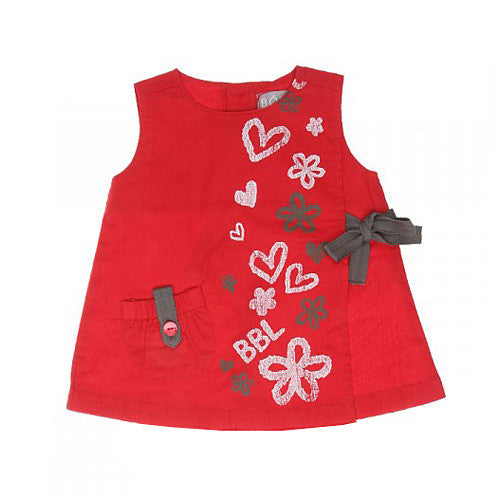 Boboli *Lovely* Girls Summer Dress Set