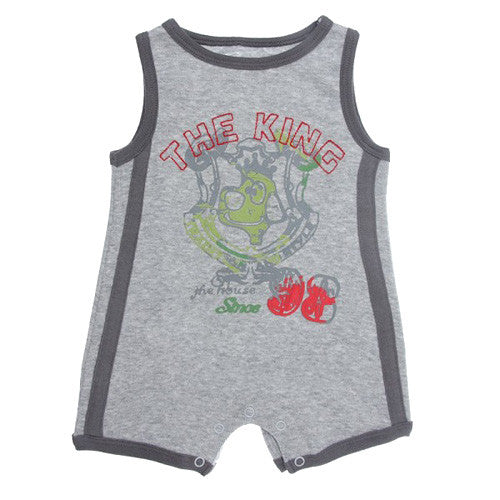 Boboli *The King* Baby Boys Romper