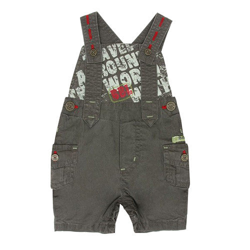 Boboli *Funny Boy* Boys 2pc. Overall Set