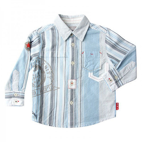 Boboli *Dept.* Boys L/S Dress Shirt