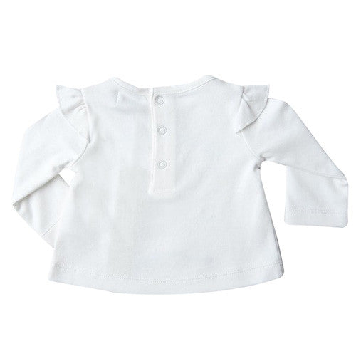 Boboli *Teddy Bear* Girls Long Sleeve Top