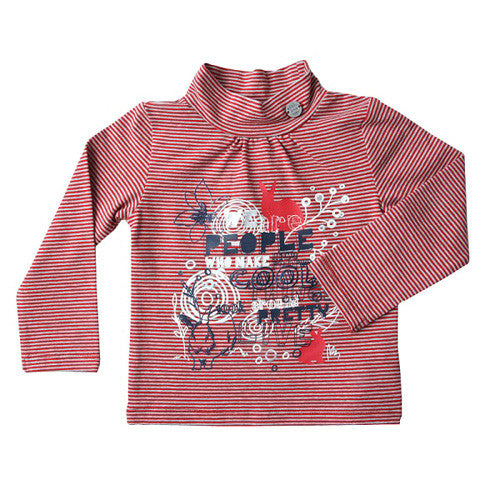 Boboli *Pretty* Girls Long Sleeve Top