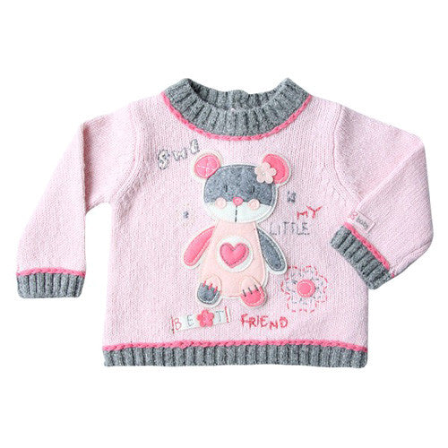 Boboli *Polina* Girls Wool Sweater