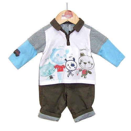 **** 60% OFF ****  Catimini *Urban Garcon* Boys 2pc Pants Set