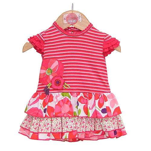 **** 60% OFF ****  Catimini *Urban Fille* Girls Dress Set