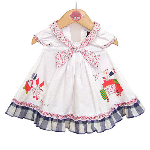 **** 60% OFF **** Catimini *Labo Fille* Girls Summer Dress