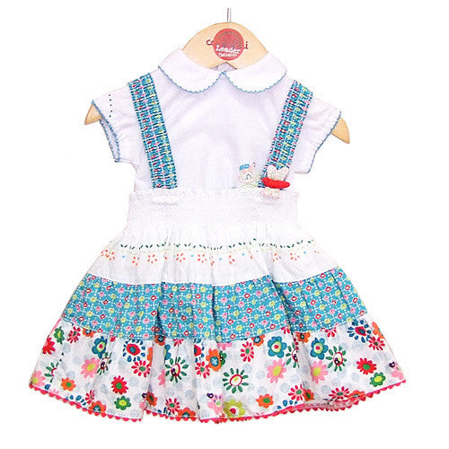 **** 60% OFF ****  Catimini *Spirit Couleur Fille* Girls 3pc Jumper Set