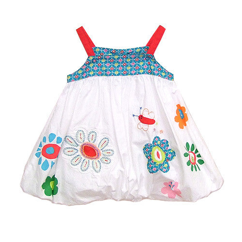 **** 60% OFF ****  Catimini *Spirit Couleur Fille* Girls Romper/Dress