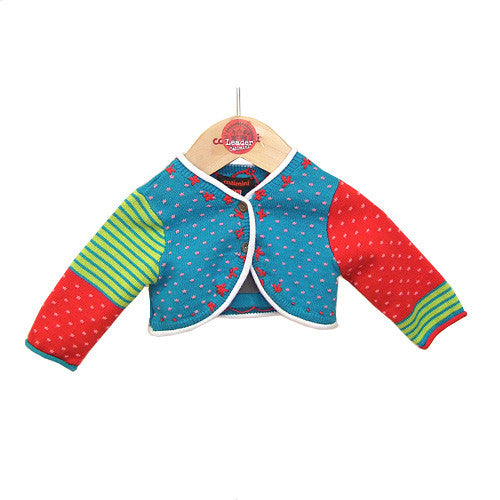 **** 60% OFF ****  Catimini *Spirit Couleur Fille* Girls Knitted Cardigan