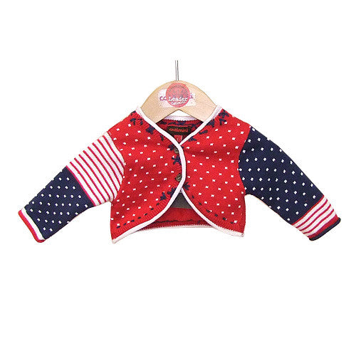 Catimini *Labo Fille* Girls Knitted Cardigan