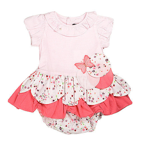 **** 60% OFF ****  Catimini *Spirit Couleur Fille* Baby Girl Dress Set