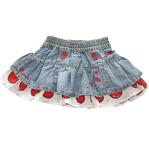 Catimini *Urban*Girls Demim Skirt