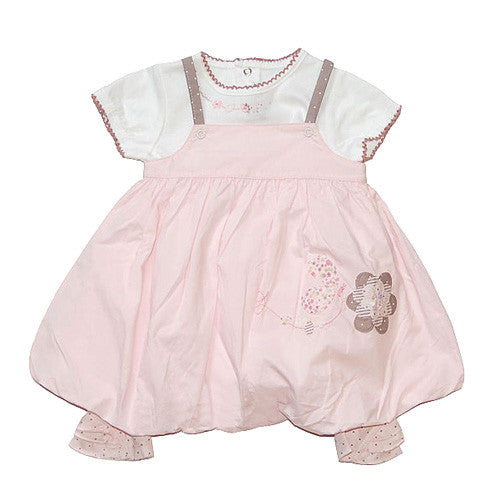 **** 60% OFF ****  Catimini *Spirit Premiers* Baby Girl 3 pc Dress Set