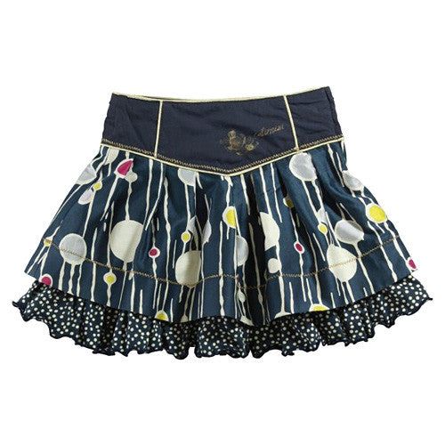 **** 60% OFF ****  Catimini *Urban Fille* Girls Layered Skirt