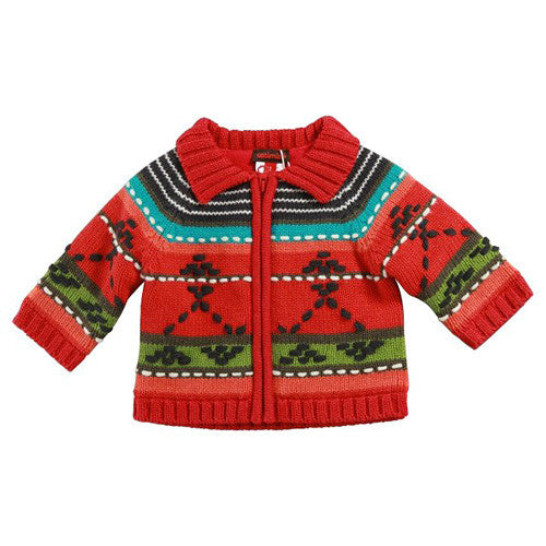 **** 60% OFF ****  Catimini *Spirit* Boys Knitted Cardigan