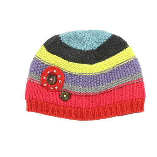 Catimini *Labo* Girls Knitted Fall Beanie Hat