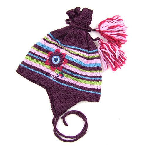 Deux par Deux *Sally* Girls Wool Hat