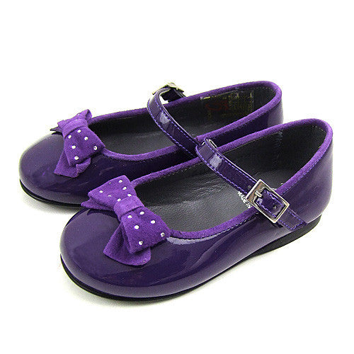 Eli *Fariyan* Girls Leather Shoes
