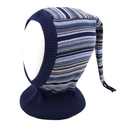 MP Hempels *Jason* Boys (infant) Blue Balaclava Hat