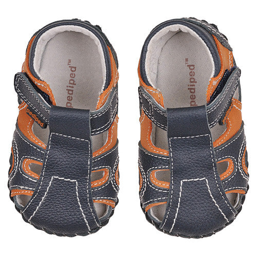 Pediped *Brady* Infant Boy Sandals