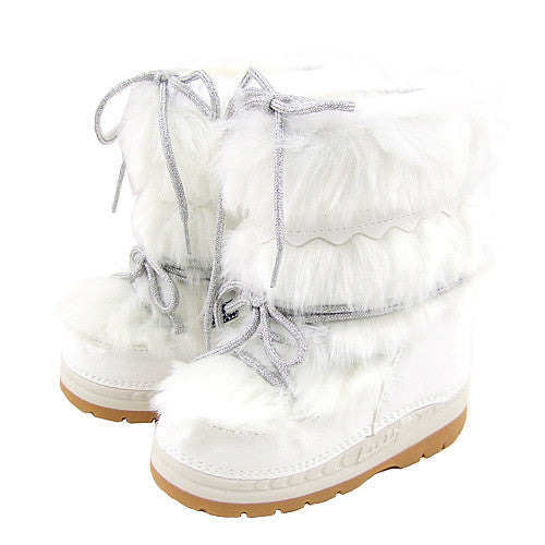 Paper Moon *Snowflake* Girls Winter Boots