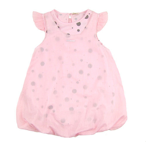 La Petit Pumm *Emilie* Girls Bubble Dress